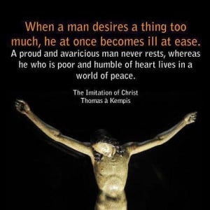 The Imitation Of Christ (Thomas a Kempis) Quote