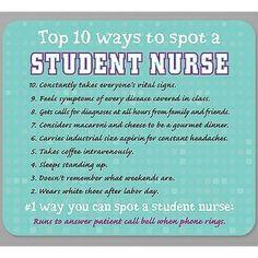 Nursing School Stress Funny