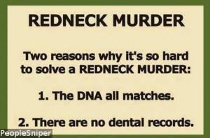 Redneck murder