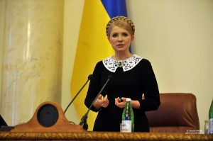 Yulia Tymoshenko starts televised campaign today
