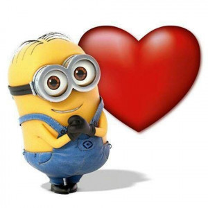 Minion Love For Valentine's Day! #Minions #ValentinesDay
