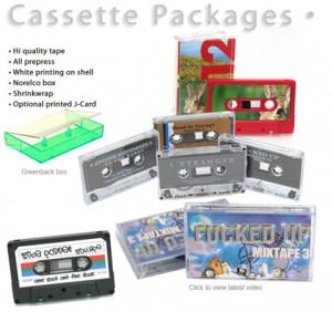 Cassette shell ( C-0 selection guide here ):