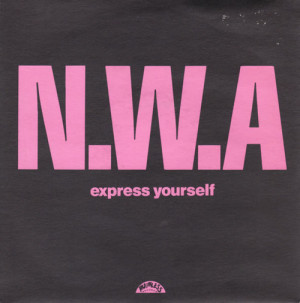 NWA #N.W.A. #Niggaz Wit Attitude