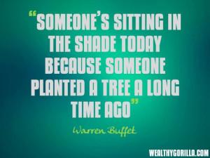 Warren Buffet Inspirational Business Quotes
