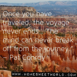 Pat Conroy | HOME SWEET WORLD