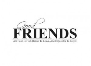 Good-Friends-Are-Vinyl-Wall-Lettering-Quote-Saying-Art-Sticker-Decal ...