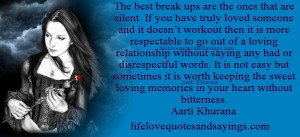 Bad Breakups Quotes Tumblr
