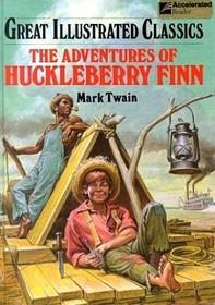 Huckleberry Finn .