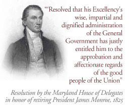 Friends of the James Monroe Museum