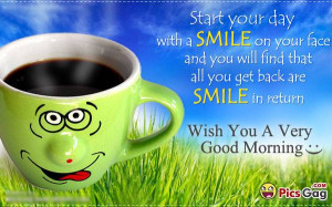 Good morning quotes for friends for new day which put a smile on your ...