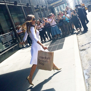 Ariana Grande responds to doughnut-gate. Plus, Emma Roberts, Cara ...