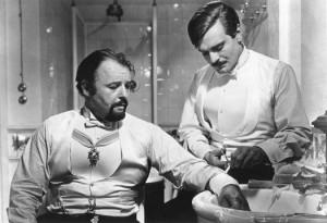 Omar Shariff & Rod Steiger Dr Zhivago