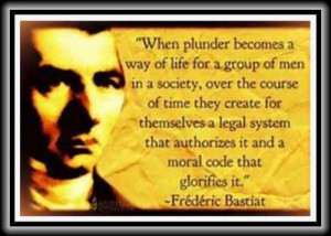 ... legal system, that authorizes it, and a Moral code that Glorifies it