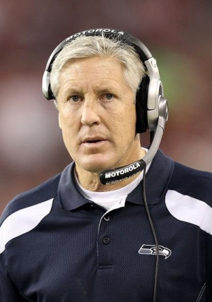 Pete Carroll. (Getty Images)