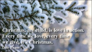 Christmas Eve Quotations