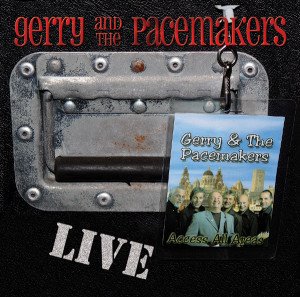 Gerry and The Pacemakers New Live CD