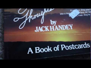 Jack Handey Snl Rare Book Deep Thoughts Exclusive Quotes Reading