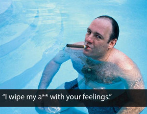 Tony Soprano Quotes Tony soprano quotes week: in