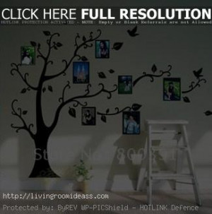 living room wall decals quotes