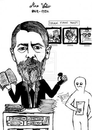 Max Weber, by ludilozezanje