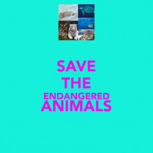 Save Endangered Animals Quotes Image Search Results Picture
