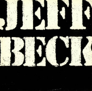 Jeff Beck There And Back + inner UK LP RECORD 32197