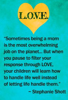 HOW TO HANDLE BEING A MOM WHEN LIFE IS HARD AND HORMONES RAGE ...