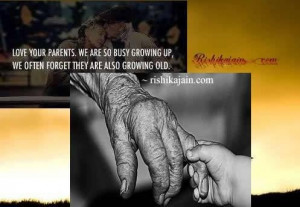 Respect and love your parents quotes