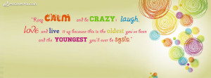 crazy dreams quotes best life quotes colorful crazy fb banner quotes ...