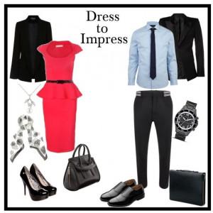 Dress To Impress Logo Dress to impress - image page