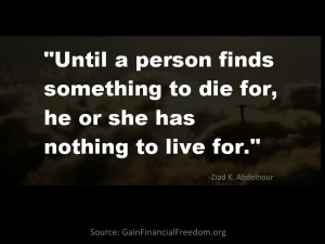 Quotes Economic Quotes by Famous People find something to Die For and ...
