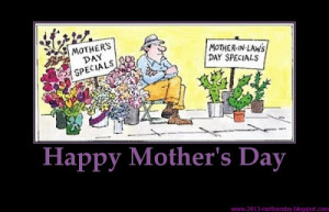 Happy Mothers day Funny Pictures 2013