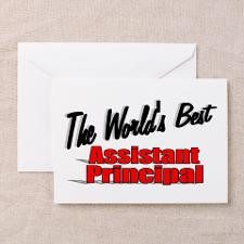 Assistant Principal Greeting Cards