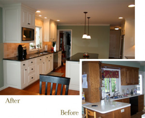 Remodeling Mobile Homes Before and After