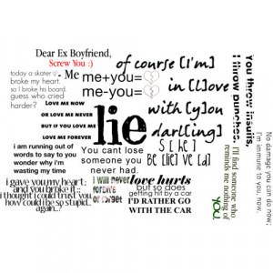 your ex boyfriend quotes mean quotes about ex boyfriends were going to ...