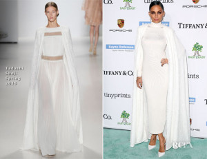 Nicole Richie attended the 2014 Baby2Baby Gala held at The Book ...
