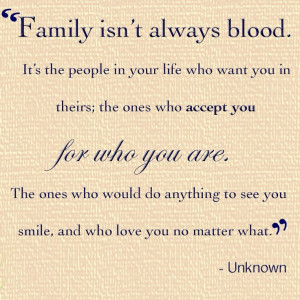 some friends are better family than blood i am thankful for my friends ...