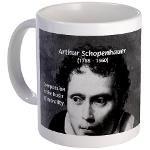 Arthur Schopenhauer Truth Mug