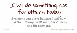 Quotes About Helping Others Out