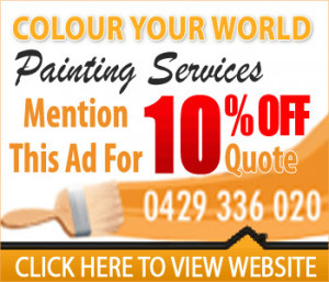 TrueLocal: Colour Your World Painting Services Image - Painting ...