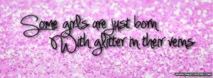 Glitter Cover Comments