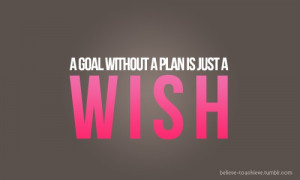 quotes about goal setting