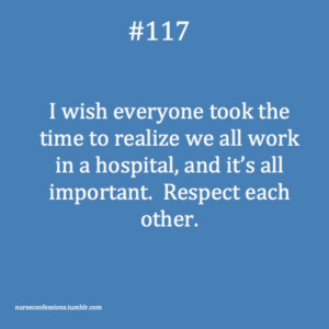 Respect ur Co-Workers!