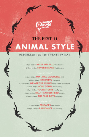from Fest 11 Sampler by Animal Style Records