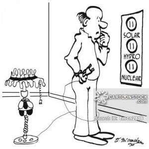 Solar Power cartoons, Solar Power cartoon, funny, Solar Power picture ...