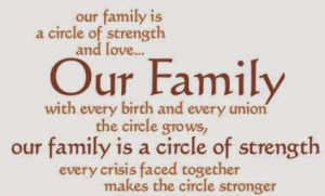 Family Trust Quotes Family Inspirational Quote