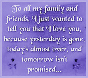 family and friends quotes quotesgram