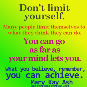 Believe in yourself quotes with pictures