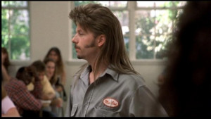 Related Pictures joe dirt mullet wig more colors available mullet wigs