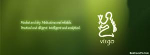 Virgo Horoscope Facebook Covers – Zodiac Virgo Photos